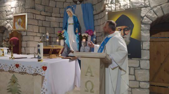 Rocznica urodzin w kapłaństwie Chrystusowym ks. Jarosława - pełna modlitwy i radości 13.06.2021