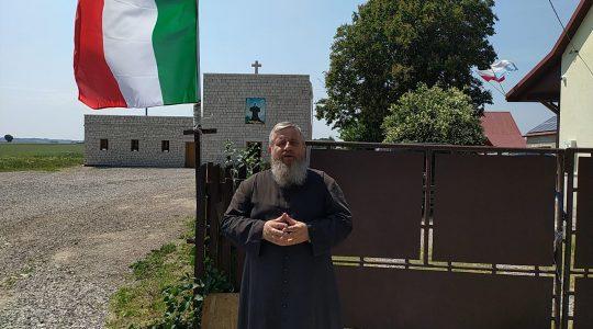 Padre Jarek invita per la preghiera di guarigione-Florencja 22.06.2021