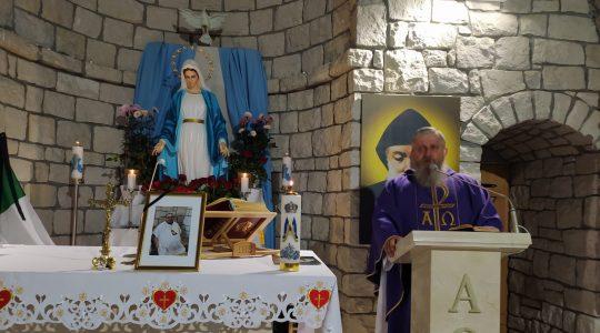 La Santa Messa per funerale di Orlando Dello Ioio alle ore 18.45-Florencja 28.06.2021