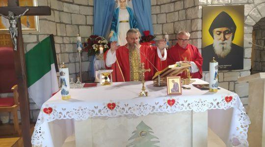 La Santa Messa in diretta alle ore 19.00-Solennità Pietro e Paolo Apostoli-Florencja 29.06.2021