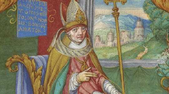 Błogosławiony Bogumił-Piotr, biskup (10.06.2021)