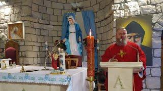 Transmisja Mszy Świętej, godz. 20.00-Florencja 14.06.2021