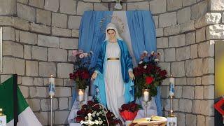Transmisja Mszy Świętej, godz. 15.00-Koronka do Bożego Miłosierdzia-Florencja 28.06.2021