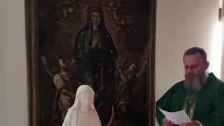 La Santa Messa in diretta alle ore 19.00-30.06.20