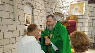 La Santa Messa in diretta alle ore 19.00-Florencja 14.06.2021