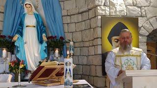 La Santa Messa in diretta alle ore 19.00-Solenitá del Sacratissimo Cuore di Gesú-Florencja 11.06.2021