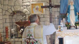 Transmisja Mszy Świętej, godz. 20.00-Uroczystość Najświętszego Serca Jezusowego, Florencja 11.06.2021