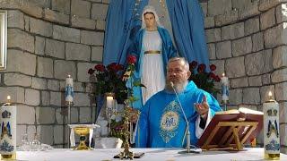 Transmisja Mszy Świętej, godz. 20.00-Niepokalanego Serca Najświętszej Maryi Panny-Florencja 12.06.2021