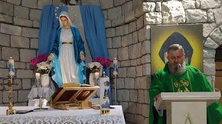 Transmisja Mszy Świętej, godz.11.00-XI Niedziela Zwykła-Florencja 13.06.2021