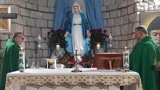 Transmisja Mszy Świętej-Florencja 02.06.2021