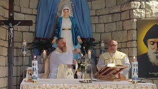 Transmisja Mszy Świętej, godz.20.00-Uroczystość Bożego Ciała,Florencja 03.06.2021