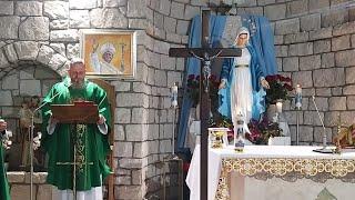 Transmisja Mszy Świętej, godz. 20.00-X Niedziela Zwykła, Florencja 06.06.2021