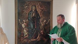 La Santa Messa in diretta alle ore 19.00-09. 06.2021