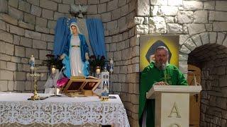 Transmisja Mszy Świętej, godz. 20.00-Florencja 10.06.2021