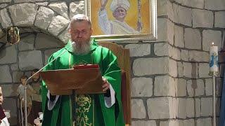 Transmisja Mszy Świętej, godz. 20.00-XI Niedziela Zwykła,Florencja 13.06.2021