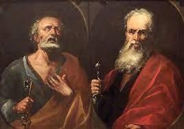 Święci Apostołowie Piotr i Paweł (29.06.2021)