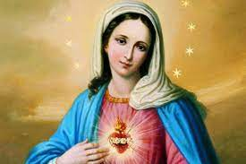 Niepokalane Serce Najświętszej Maryi Panny (12.06.2021)