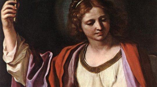 Święta Małgorzata z Antiochii Pizydyjskiej, dziewica i męczennica (20.07.2021)