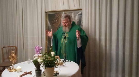 Transmisja Mszy Świętej, godz. 12.00-Ks. Jarek w Italii,XIV Niedziela Zwykła-04.07.2021
