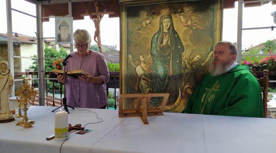 La Santa Messa in diretta alle ore 19.00- XIV Domenica Tempo Ordinario-04.07.2021