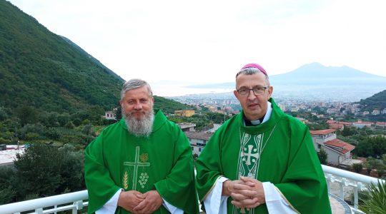 La Santa Messa in diretta alle ore 20.00-(Msza św. w jęz. polskim i włoskim) Gragnano 19.07.2021
