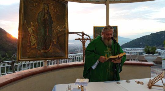 La Santa Messa in diretta alle ore19.00-Gragnano 20.07.2021