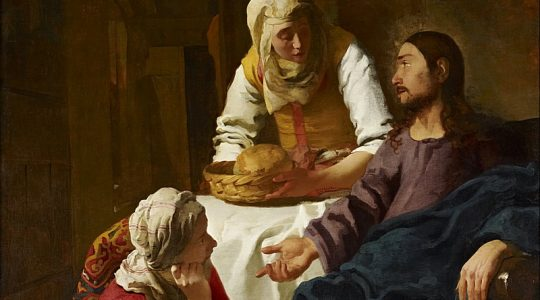 Święci Marta, Maria i Łazarz (29.07.2021)