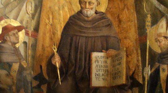 Święty Jan Gwalbert, opat (10.07.2021)