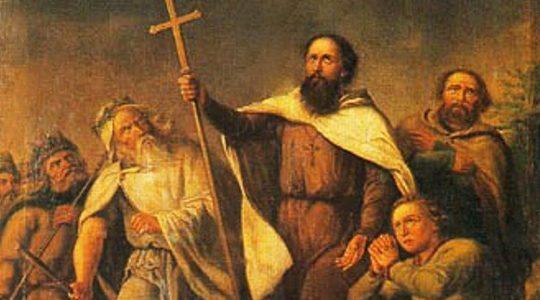 Święty Brunon Bonifacy z Kwerfurtu, biskup i męczennik (12.07.2021)