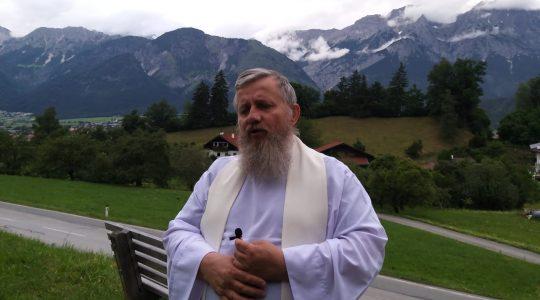 Ksiądz Jarek zaprasza na pierwszy piątek miesiąca-1.07.2021
