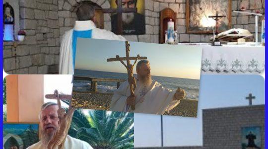 La Santa Messa in diretta alle ore 19.00-XV Domenica del Tempo Ordinario-Italia 11.07.2021