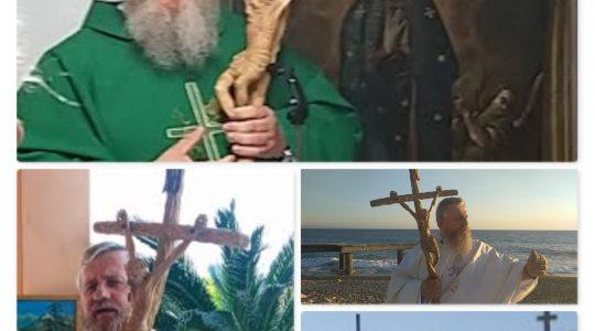 Transmisja Mszy Świętej, godz. 20.00-XV Niedziela Zwykła-Ks. Jare w Italii 11.07.2021