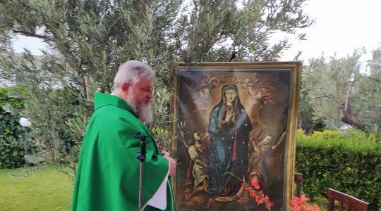 La Santa Messa in diretta alle ore 19.00-14.07.2021