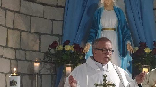 Transmisja Mszy Świętej, godz. 20.00-Florencja 15.07.2021