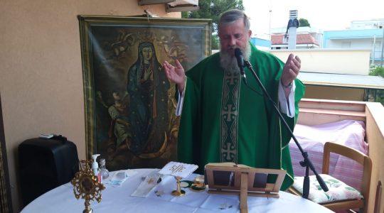 La Santa Messa in diretta alle ore 19.00-XVI Domenica del Tempo Ordinario,18.07.2021