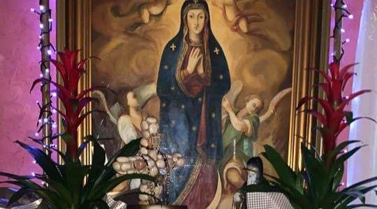 Ksiądz Jarek i Bp Adam z Matką Bożą z Gragnano do Pompei,godz. 09.00-In diretta padre Jarek con la Madonna da Gragnano a Pompei-21.07.2021