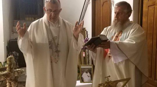 Transmisja Mszy Świętej,godz.20.00-Gragnano 21.07.2021