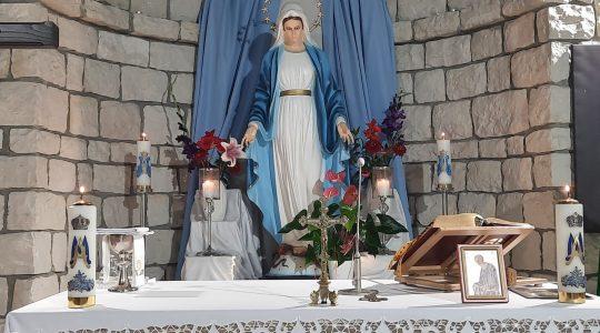Transmisja Mszy Świętej,godz.20.00-Florencja 29.07.2021