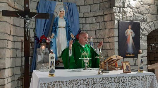 Transmisja Mszy Świętej, godz. 20.00-Florencja 30.07.2021