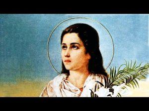 Święta Maria Goretti, dziewica i męczennica (05.07.2021)
