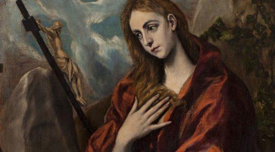 Święta Maria Magdalena (22.07.2021)