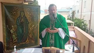 Transmisja Mszy Świętej, godz. 10.00-La Santa Messa-Italia 18.07.2021