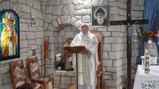 Transmisja Mszy Świętej, godz. 20.00-Florencja 31.07.2021