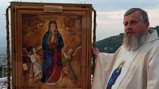 La Santa Messa alle ore 19.00-Festa di San Charbel 24.07.2021