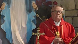 Transmisja Mszy Świętej,godz.20.00-Florencja 12.07.2021