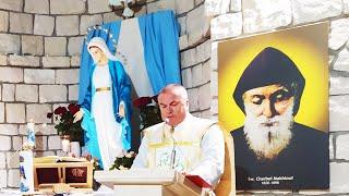 Transmisja Mszy Świętej,godz. 20.00-Florencja 13.07.2021