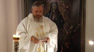 La Santa Messa in diretta alle ore 19.00 -Italia 22.07.2021