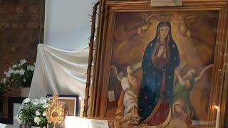 Santo Rosario in diretta alle ore 18.30-Transmisja Modlitwy Różańcowej, godz. 18.30-Adro 30.07.2021