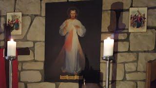 Koronka do Bożego Miłosierdzia,godz. 15.00-Coroncina della Divina Misericordia-02.07.2021