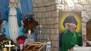Transmisja Mszy Świętej, godz. 20.00-Florencja 02.07.2021